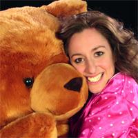 Angela und der kleine Bär